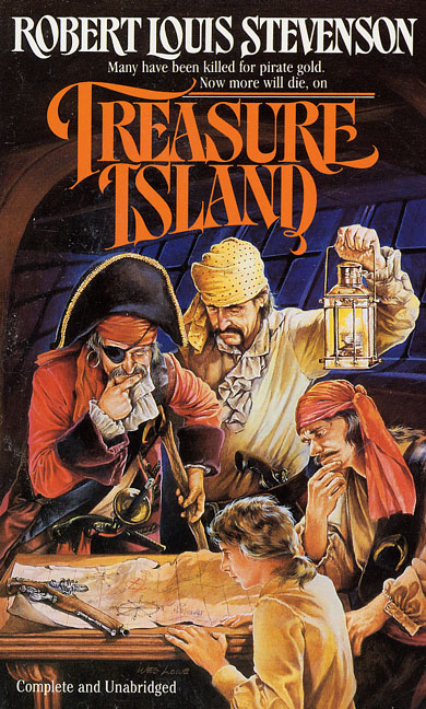 A Book Review On Treasure Island
